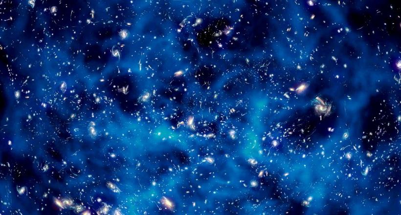 Das Phantom Des Universums