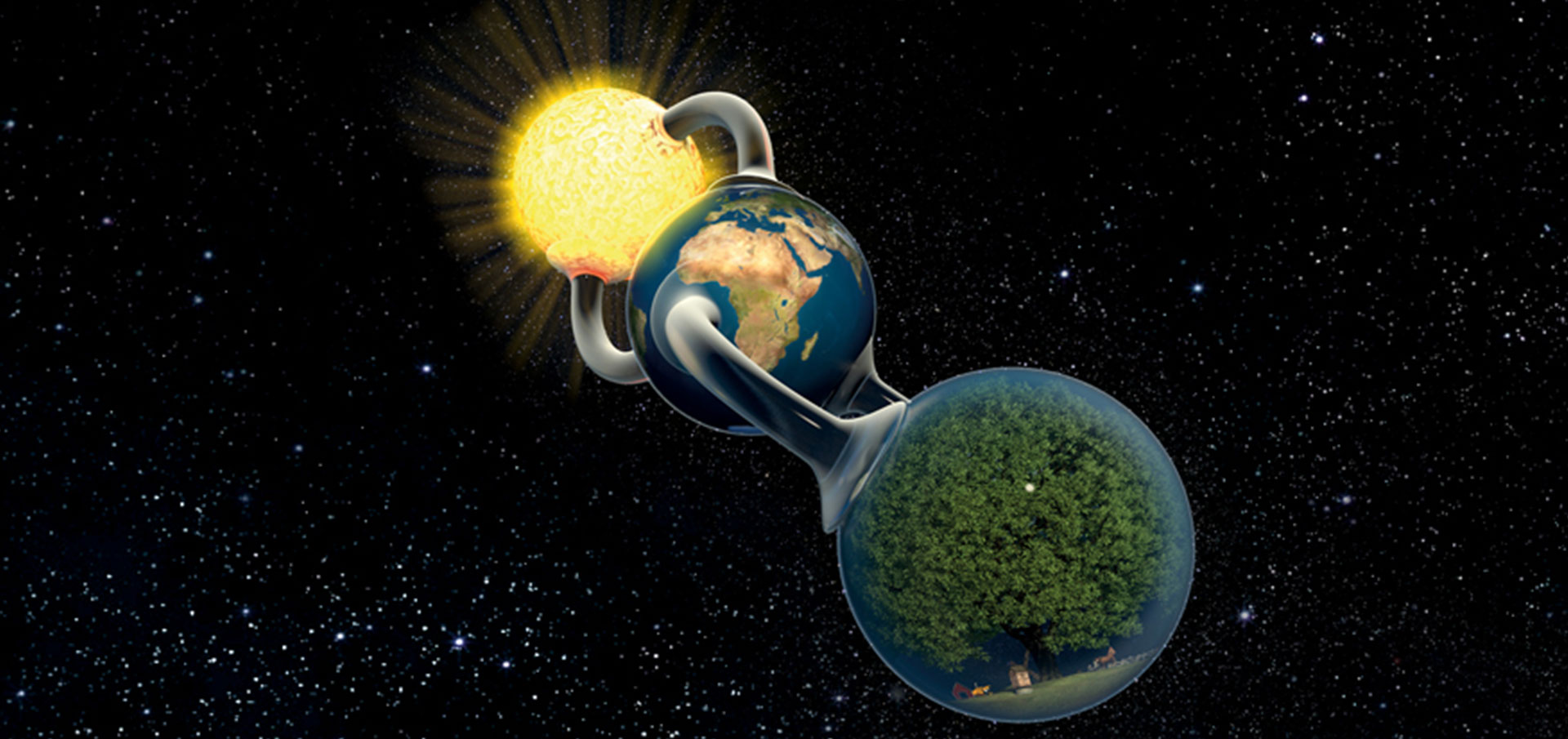 Our worldThe Green Planet 3D